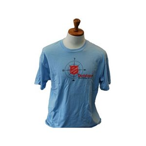 T-Shirt Lt. Blue The Salvation Army Outdoors