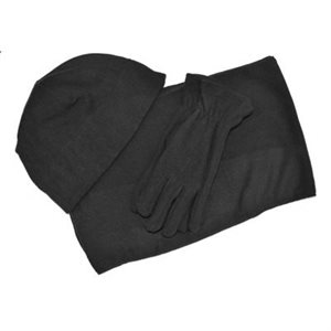 TSA Keep Warm Buddy Set Black